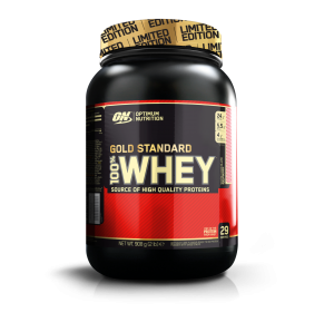 Gold Standard Whey - Rugby Supplement Stack