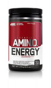 Rugby Supplements - Amino Energy
