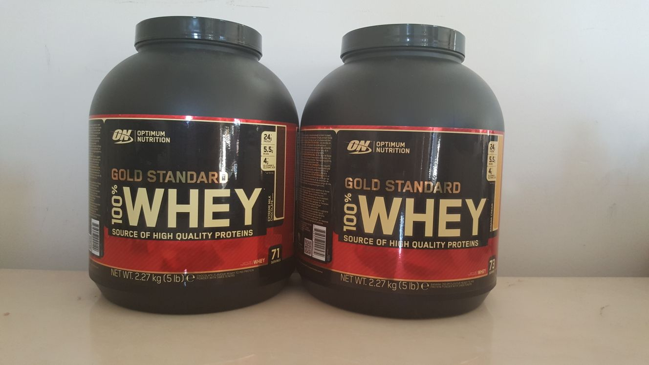 Whey gold standard review