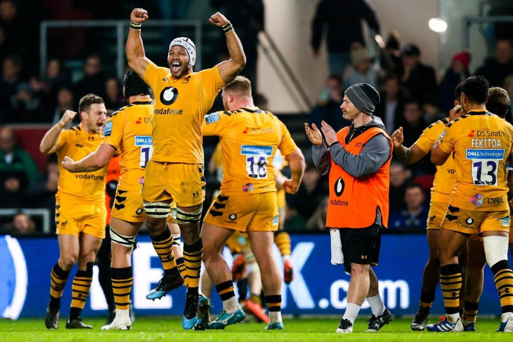 Gallagher Premiership – Bristol Bears 21-26 Wasps